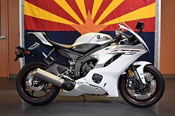 2018 Yamaha YZF-R6 for sale 200593171