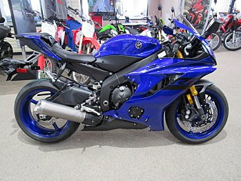 2018 Yamaha YZF-R6 for sale 200593912