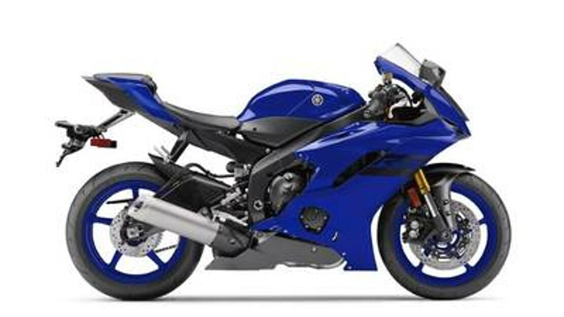 2018 Yamaha YZF-R6 for sale 200643448