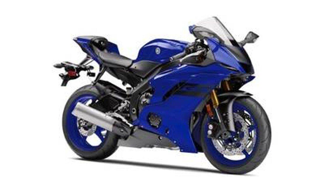 2018 Yamaha YZF-R6 for sale 200663432