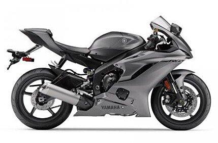 2018 Yamaha YZF-R6 for sale 200521346