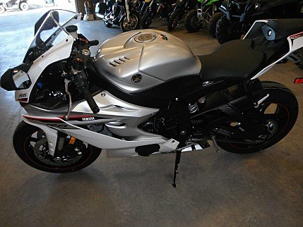 2018 Yamaha YZF-R6 for sale 200523124