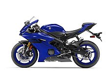 2018 Yamaha YZF-R6 for sale 200526705
