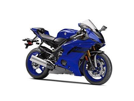 2018 Yamaha YZF-R6 for sale 200536111