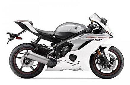 2018 Yamaha YZF-R6 for sale 200588556