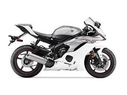 2018 Yamaha YZF-R6 for sale 200596080