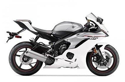 2018 Yamaha YZF-R6 for sale 200607910