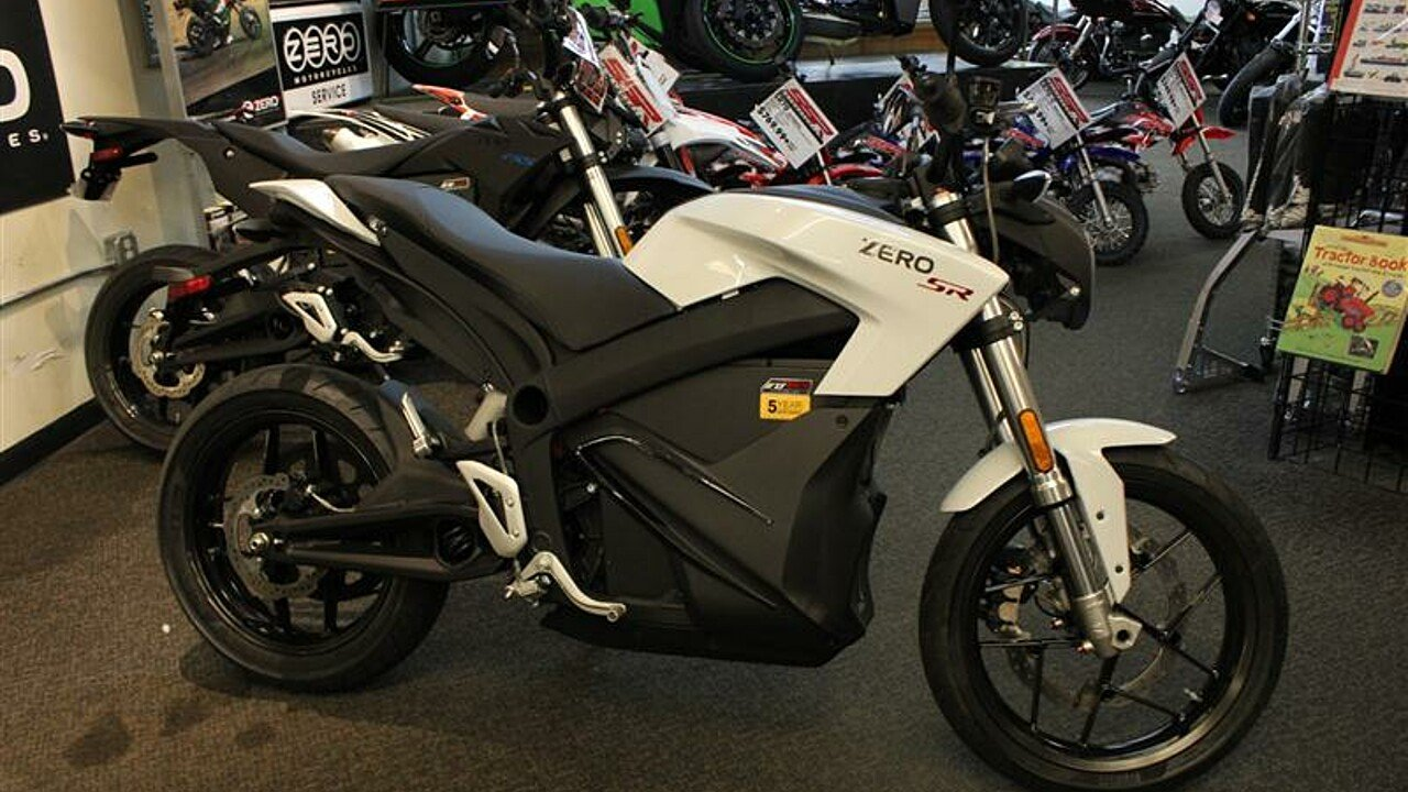 2018 Zero Motorcycles SR for sale 200544879