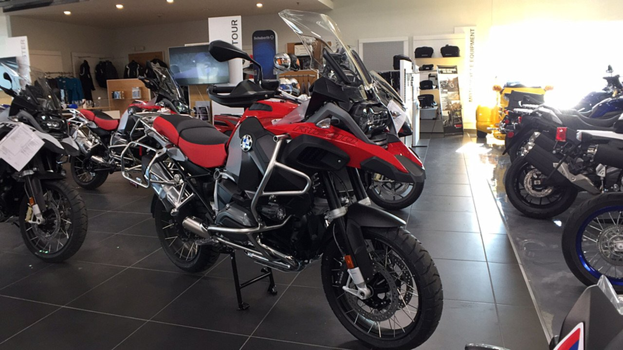 2018 bmw R1200GS Adventure for sale 200518634