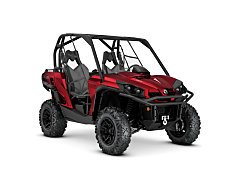 2018 can-am Commander 1000R for sale 200511199