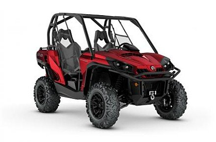 2018 can-am Commander 1000R for sale 200600284
