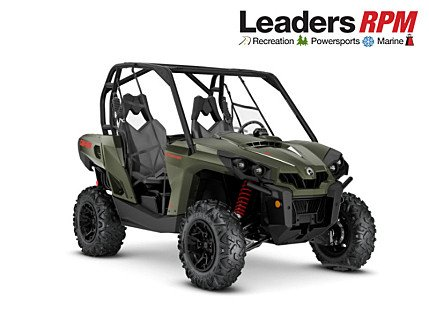 2018 can-am Commander 800R for sale 200511291