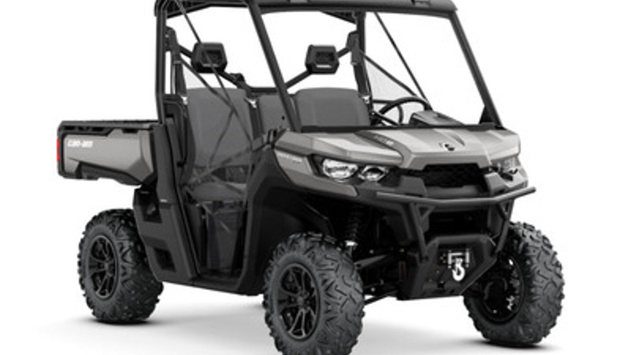 2018 can-am Defender for sale 200478528