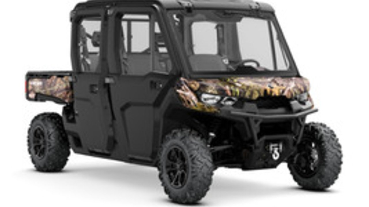 2018 can-am Defender for sale 200479371