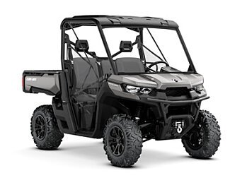 2018 can-am Defender XT HD8 for sale 200489662