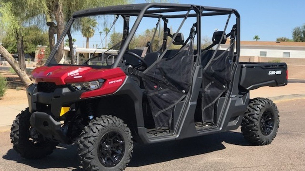 2018 can-am Defender for sale 200549169