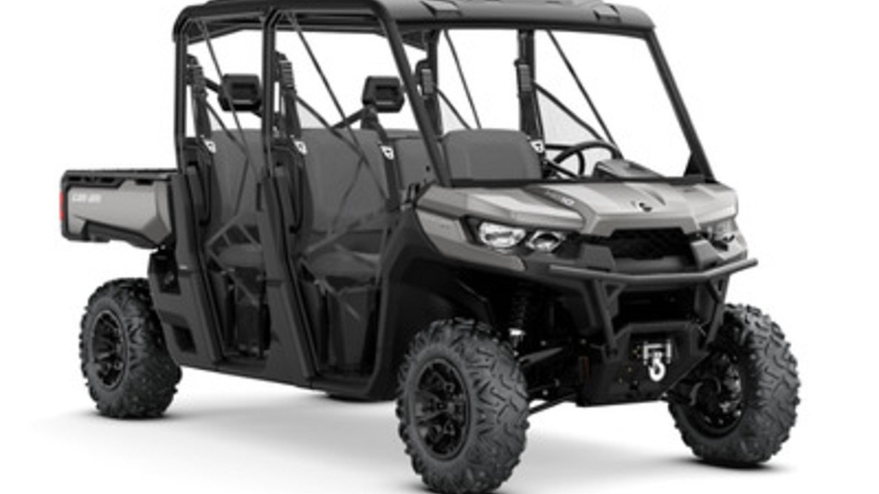 2018 can-am Defender for sale 200550732