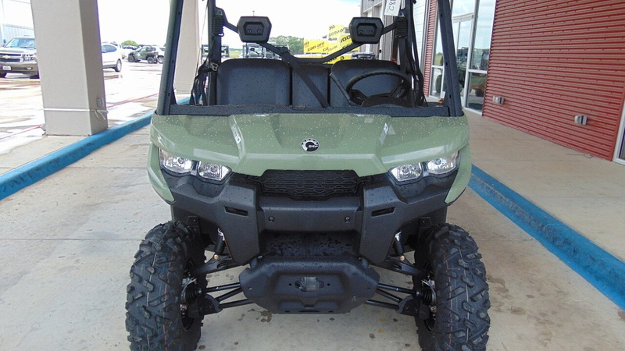 2018 can-am Defender for sale 200552301