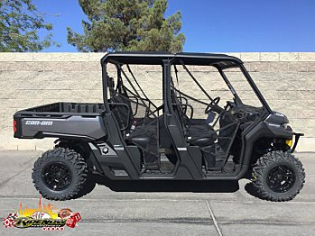 2018 can-am Defender MAX UT for sale 200564556