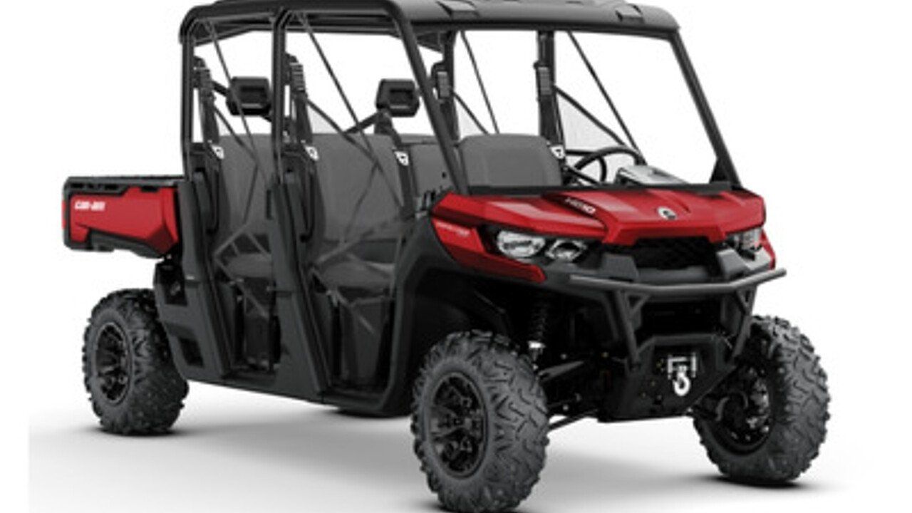 2018 can-am Defender MAX UT for sale 200564865