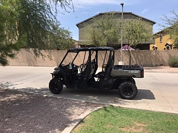 2018 can-am Defender for sale 200577331