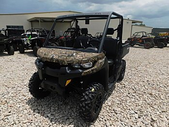 2018 can-am Defender for sale 200590064
