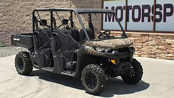 2018 can-am Defender for sale 200599725