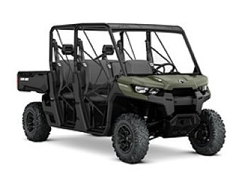 2018 can-am Defender for sale 200601944