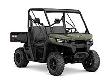 2018 can-am Defender for sale 200502115