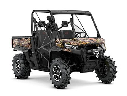 2018 can-am Defender for sale 200523809