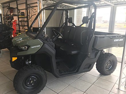 2018 can-am Defender for sale 200600332