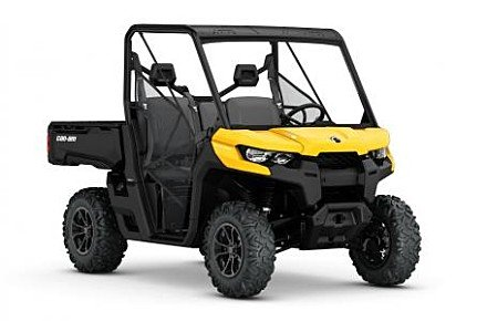 2018 can-am Defender for sale 200641594