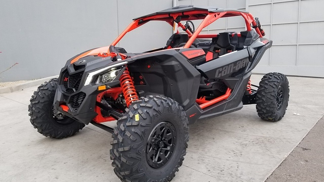 2018 can-am Maverick 900 X3 X rs Turbo R for sale 200599332