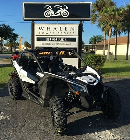 2018 can-am Maverick 900 X3 for sale 200509688