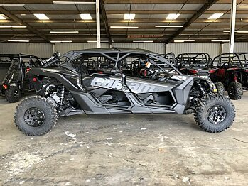 2018 can-am Maverick MAX 1000R for sale 200602124