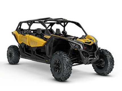 2018 can-am Maverick MAX 1000R for sale 200502157