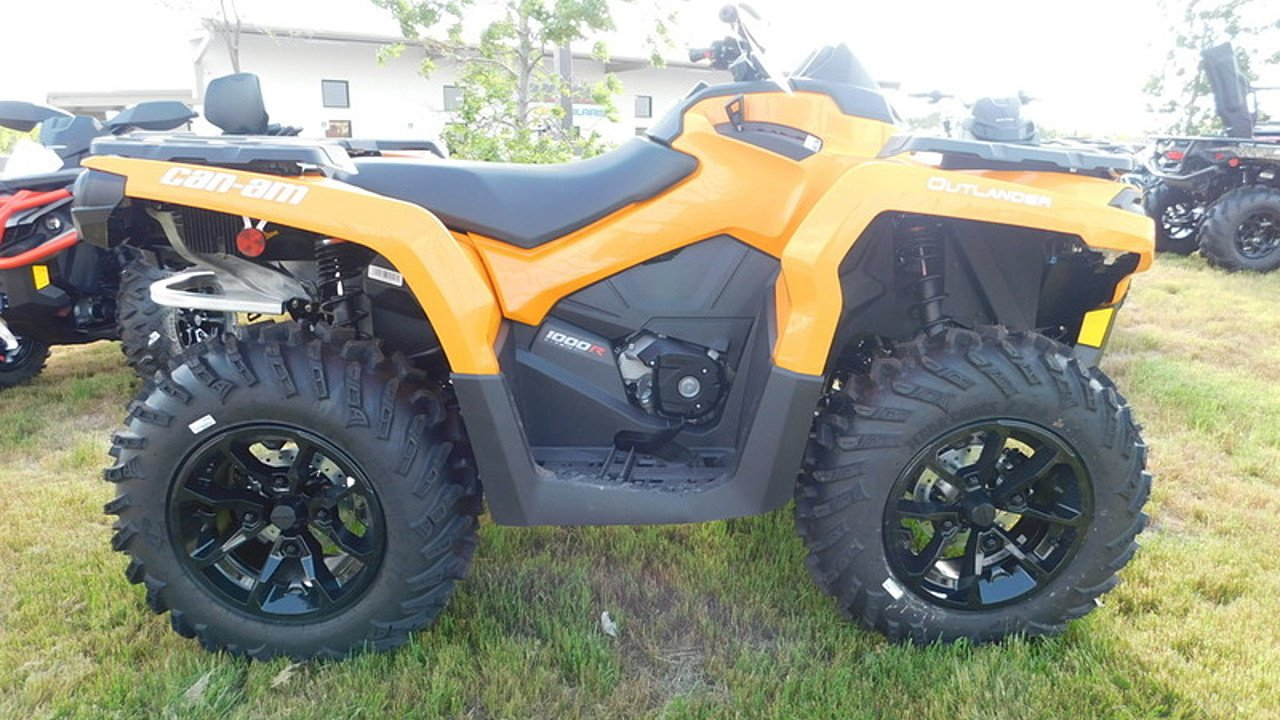 2018 can-am Outlander 1000R for sale 200564718