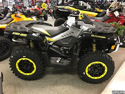 2018 can-am Outlander 1000R for sale 200502296