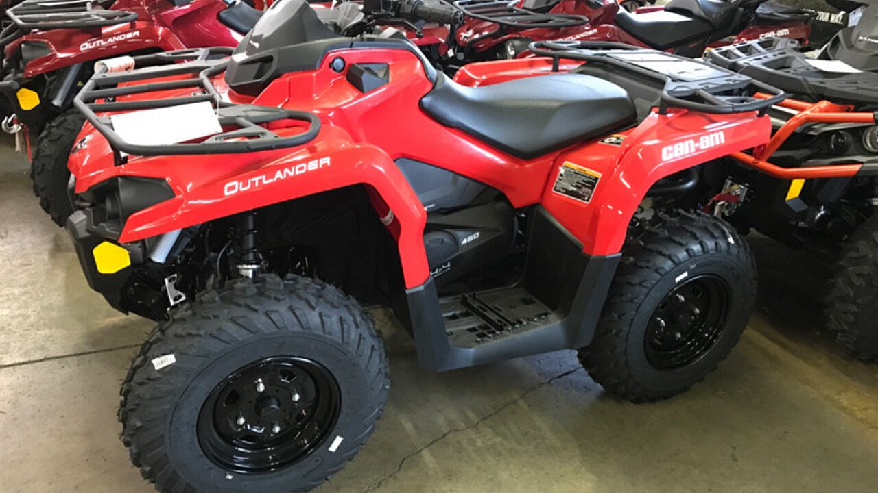 2018 can-am Outlander 450 for sale 200501662