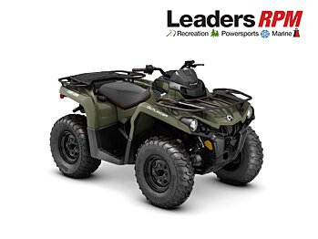 2018 can-am Outlander 450 for sale 200511204