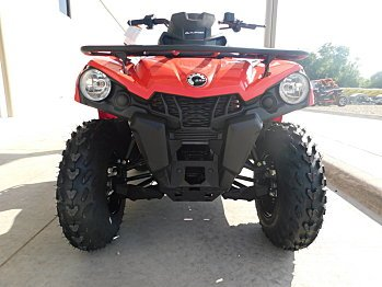2018 can-am Outlander 450 for sale 200581278