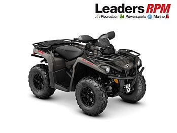 2018 can-am Outlander 570 for sale 200511208