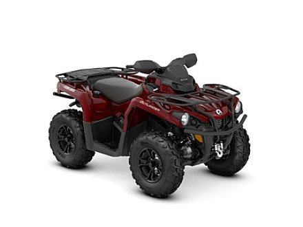 2018 can-am Outlander 570 for sale 200469127