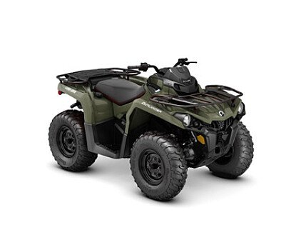 2018 can-am Outlander 570 for sale 200502199