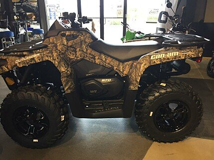 2018 can-am Outlander 570 for sale 200600227
