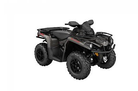 2018 can-am Outlander 570 for sale 200627927