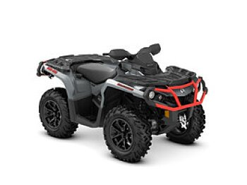 2018 can-am Outlander 650 for sale 200519076