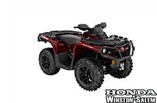 2018 can-am Outlander 650 for sale 200501648