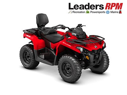 2018 can-am Outlander MAX 450 for sale 200511314