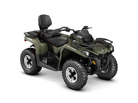 2018 can-am Outlander MAX 450 for sale 200592655